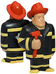 Fireman Stress Balls